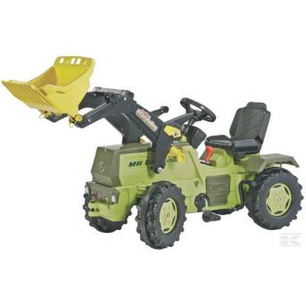 Rolly Toys - MB-Trac 1500 s čelným nakladačom, s radením a brzdou