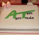 V novembri 2012 sme oslavovali 20. výročie založenia firmy AGROTRADE s.r.o.