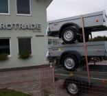 Prívesné vozíky AGADOS