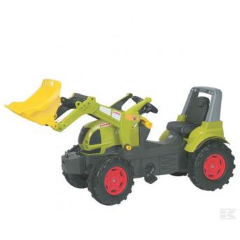 Rolly Toys - Claas Arion 640 s čelným nakladačom